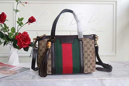 古奇流苏包时尚女士携带日常物品的理想包袋