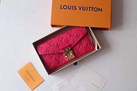 路易威登钱包 女士钱包会补充你的时尚感